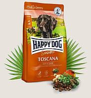 Happy Dog Supreme Sensible - Toscana для собак с чувствительным пищеварением