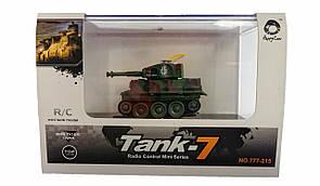 Мини танк на радиоуправлении Tank - 7