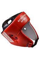Шлем BERSERK approved UWW (винил) red (размеры в ассортименте)