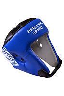 Шлем BERSERK approved UWW (винил) blue