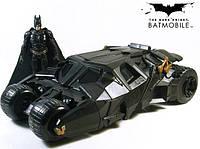 Игрушка Бэтмена c Бэтмобилем -  Batman & Batmobile, Mattel
