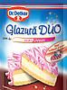 Глазурь йогурт-клубника  Др.Откер 100г.ДИСКОНТ(код 04080)