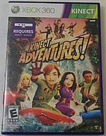 Игры для XBox 360 KINECT Adventures регион NTSC