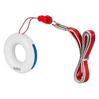 Беспроводная тревожная кнопка Tecsar Alert SENS-SOS, фото 1