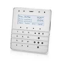Клавиатура сенсорная Satel INT-KSG-SSW, фото 1