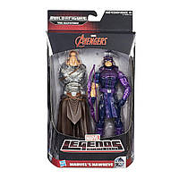 Фигурка Соколиный Глаз и туловище Одина - Hawkeye, Marvel Legends, Infinite Series The Allfather, Hasbro