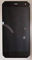Модуль (дисплей+сенсор) для Sigma PQ24 / PQ28 X-Treme orig.чорний