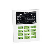 Провідна світлодіодна клавіатура Satel СА-10 KLED-S, фото 1