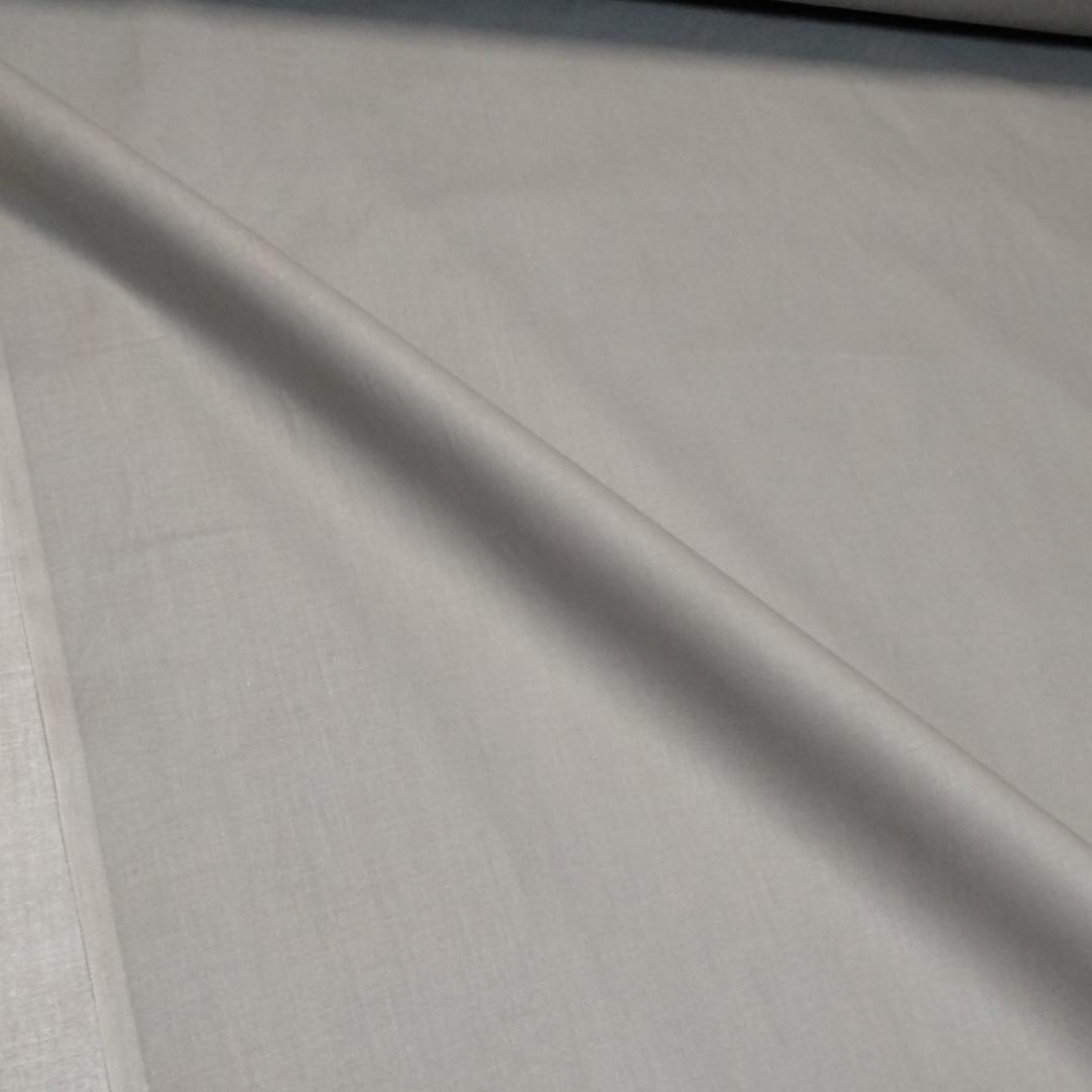 Ткань Ранфорс серая 220