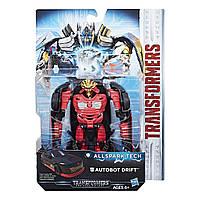 Интерактивный робот-трансформер Дрифт 15СМ - Drift, Allspark Tech, Shadow Spark, Hasbro