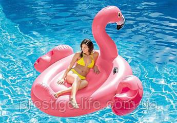 Игрушка для плавания «Розовый фламинго» 56288EU INTEX