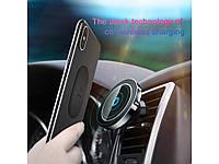 Беспроводное зарядное устройство для автомобиля
