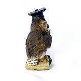 Статуэтка Филин - ученый 8*8*15 Гранд Презент 02-90104H, фото 4