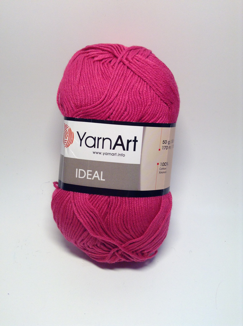Пряжа ideal YarnArt (бавовна 100%)