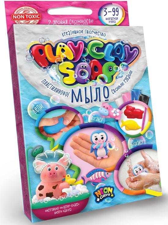 "Набор креативного творчества ""PlayClay Soap"", пластилиновое мыло (1), фото 1"