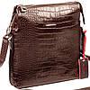 Мужская сумка Eminsa 6142-4-3 кожаная коричневая  , фото 7