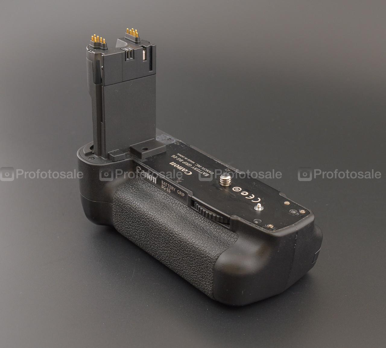 Canon BG-E6 (Оригинальный батарейный блок для Canon 5D mark II)