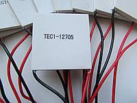 TEC1-12705 термоэлектрический модуль Пельтье