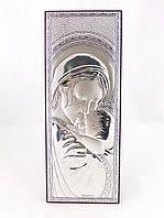 Образ Святая Мария с Иисусом на деревянной основе 85 (15855)