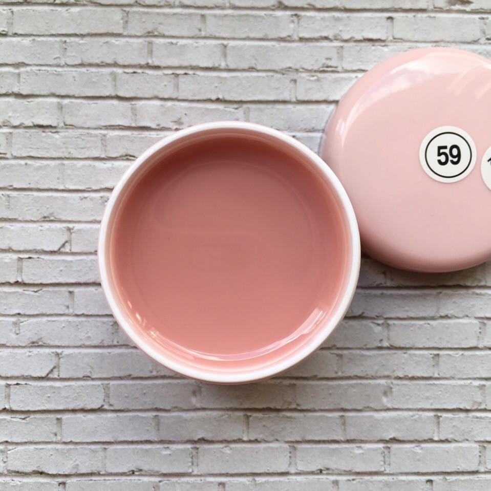 Гель My Nail (UA) № 59 камуфляж (натуральный розовый), 50 г