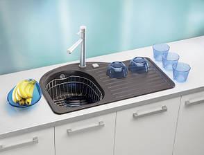 Кухонная мойка Alveus Futur 30 R или L (Algranit) (с доставкой), фото 2