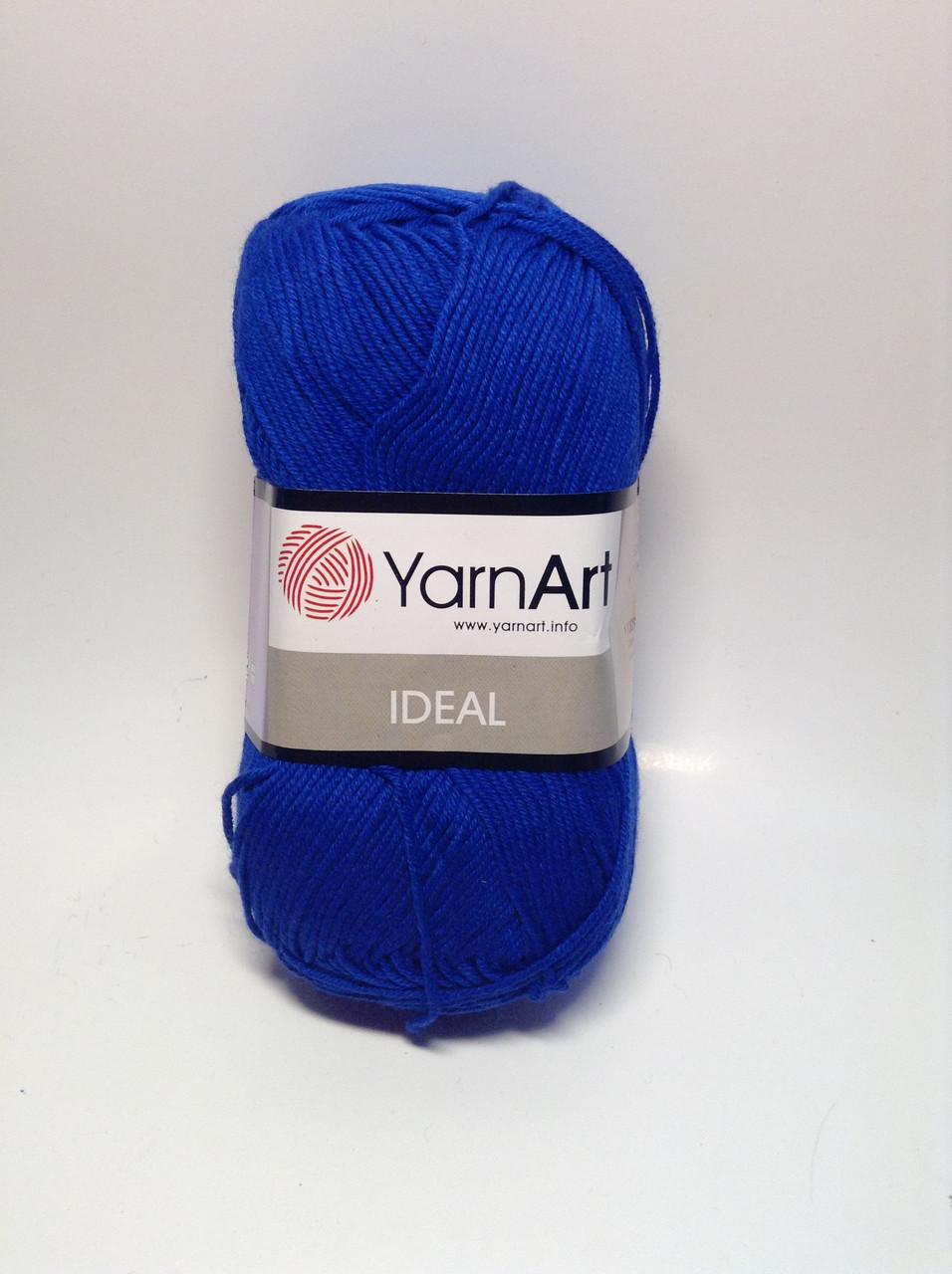 Пряжа ideal YarnArt (хлопок 100%)