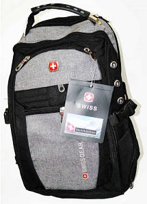 Рюкзак городской Swissgear 6621 + Чехол