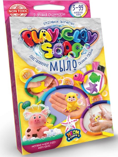 "Наборкреативного творчества ""PlayClay Soap"" Пластелиновое мыло"