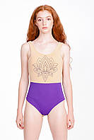 Купальник BERSERK LOTUS ultra violet (размеры в ассортименте)