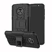 Чехол Armor Case для Motorola Moto G6 XT1925 Черный, фото 1