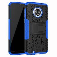 Чехол Armor Case для Motorola Moto G6 XT1925 Синий, фото 1