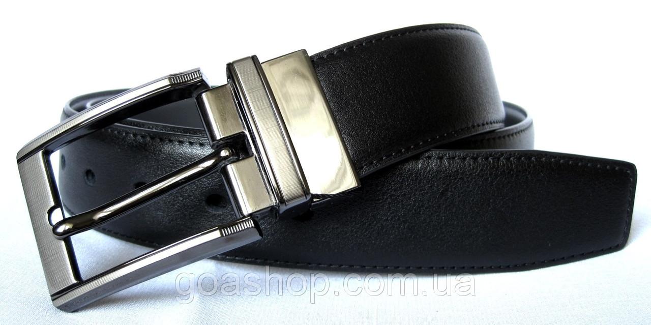 Двухсторонний ремень мужской кожаный как носить ремень женский