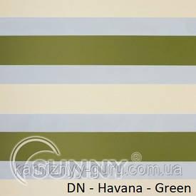 Рулонные шторы для окон День Ночь в закрытой системе Sunny с П-образными направляющими, ткань DN-Havana
