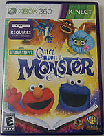 Игры для XBoX 360 Once upon a Monster регион NTSC