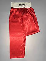 Штаны Berserk kickboxing kids red (размеры в ассортименте)