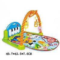Коврик для младенца «Пианино» HX9124-A с дугой