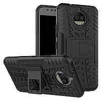 Чехол Armor Case для Motorola Moto G5s Plus XT1805 Черный