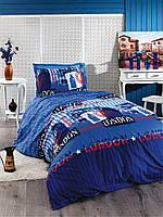Комплект постельного белья Moorvin Премиум Компаньон Семейный 240х240 RTTD150396K, КОД: 144071