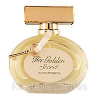 Женская туалетная вода Antonio Banderas Her Golden Secret, 80 мл