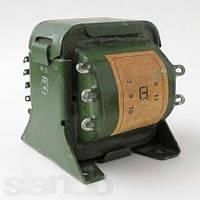 Трансформатор напряжения ТН-3-127/220-50 анодно-накальный