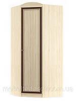 Дисней шкаф угловой 1Д (Мебель-Сервис)  дуб светлый 910/560   х910/560х2180мм , фото 1