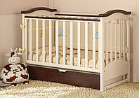 Детские кроватки Prestige 2 маятник комби