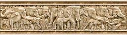 Коллекция Сафари / SAFARI темно-коричневая(слоны), фото 2