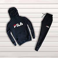 Спортивный костюм (худи+штаны), спортивний костюм Fila S1021