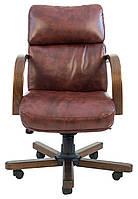Кресло компьютерное ДАКОТА вуд, фото 1