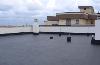 Покрівельні роботи. Ремонт руберойдового  даху.