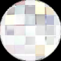 Кристаллы Swarovski клеевые холодной фиксации 2035 Aurore Boreale (AB)