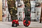 Мужские кроссовки Adidas Yung 1 (красные), фото 6
