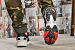 Мужские кроссовки Adidas Yung 1 (сине-серые), фото 4