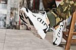 Мужские кроссовки Adidas Yung 1 (белые), фото 5